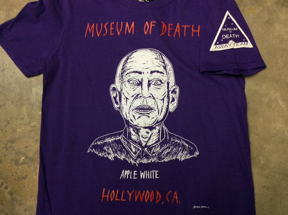 Image of Heaven's Gate / Applewhite Away Team Shirt