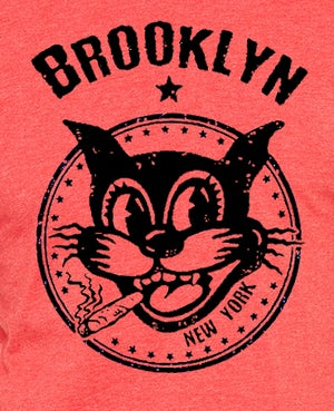Image of Brooklyn Black Cat