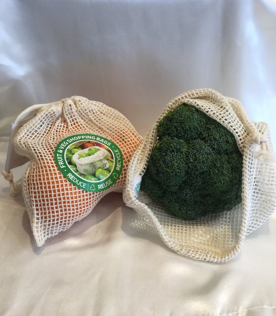 Image of Reusable Fresh Produce Bags - Multi Pack
