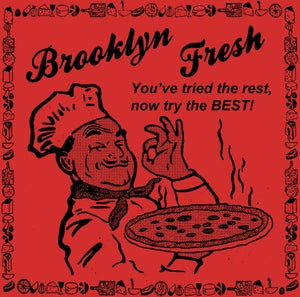 Image of Brooklyn Fresh Pizza Baby