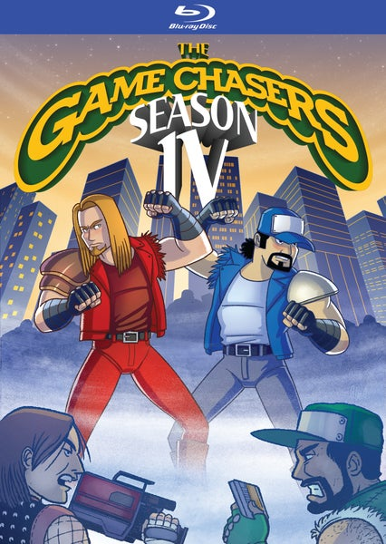 Image of The Game Chasers Season 4 Blu-Ray