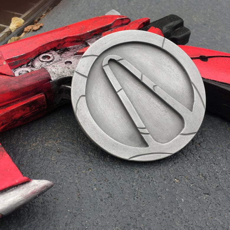 Image of Vault Hunter Coasters - Borderlands