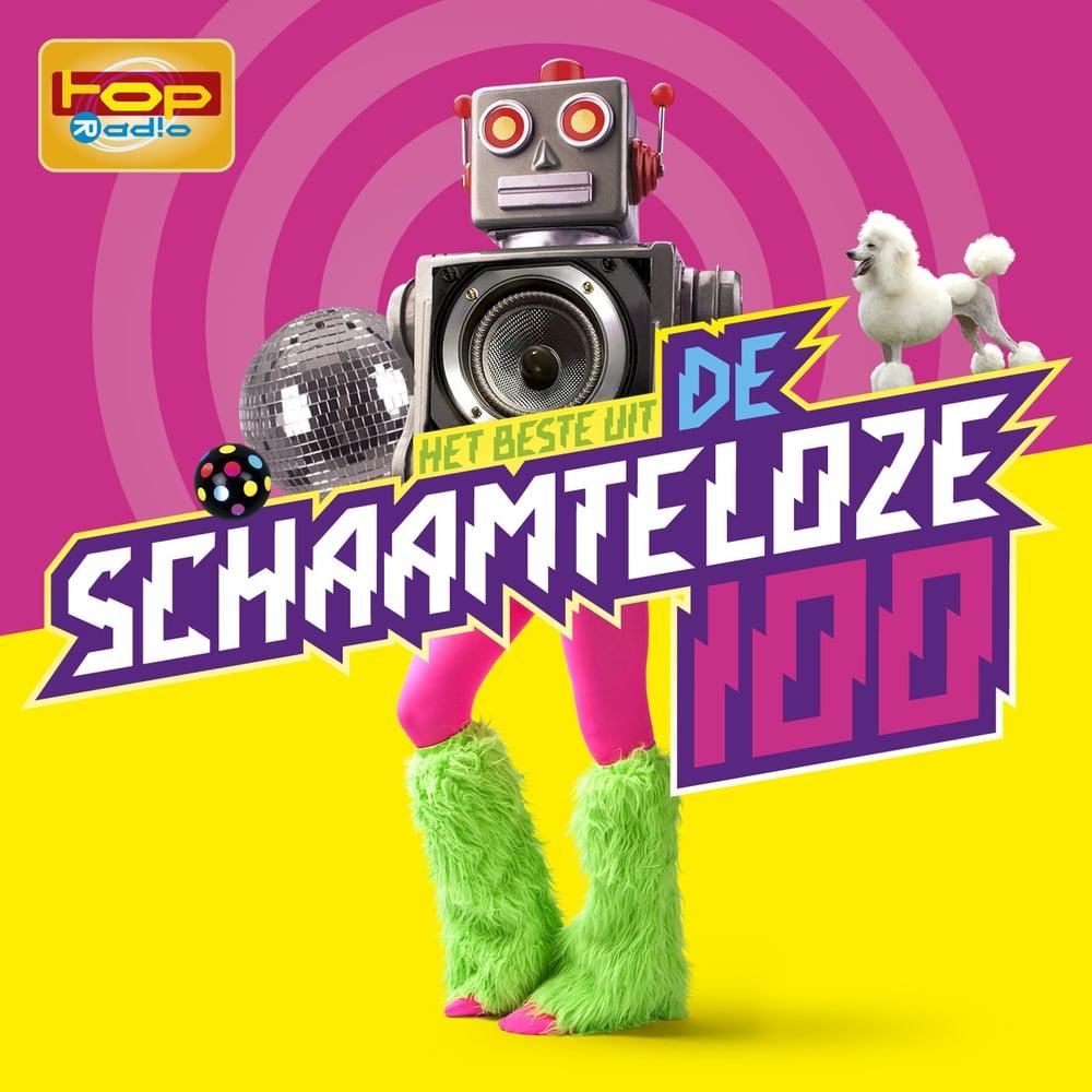 Image of Various Artists - TOPradio - Het Beste Uit De Schaamteloze 100 (4CD)