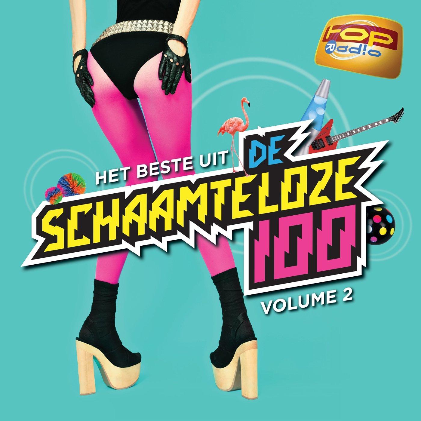 Image of Various Artists - TOPradio - De Schaamteloze 100 - Volume 2 (4CD)