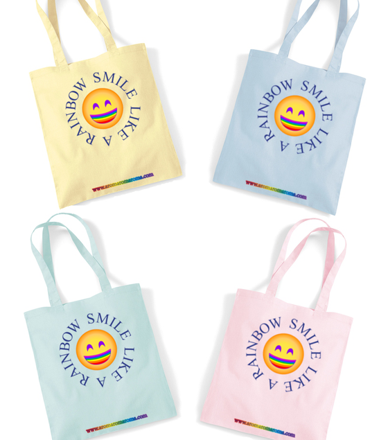 Image of AROMA Smile Like a Rainbow BAG
