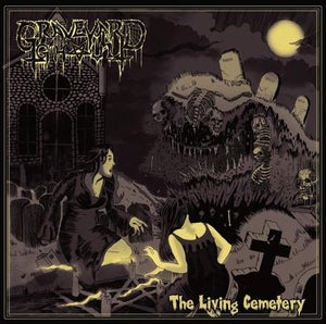 Image of Graveyard Ghoul-The living cemetary (2014) CD 12,00