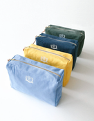 Image of (Customizable) Canvas Wash Bag