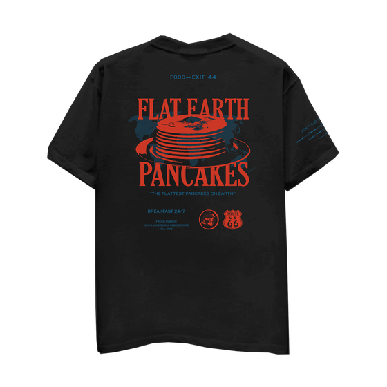Image of Flat Earth Pancakes
