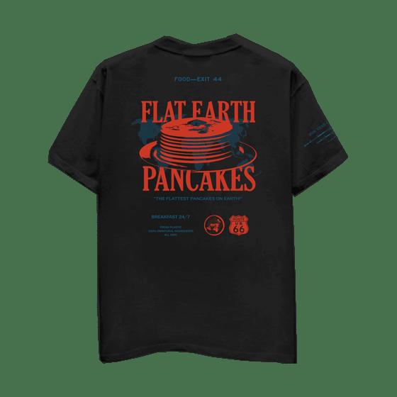 Image of Flat Earth Pancakes