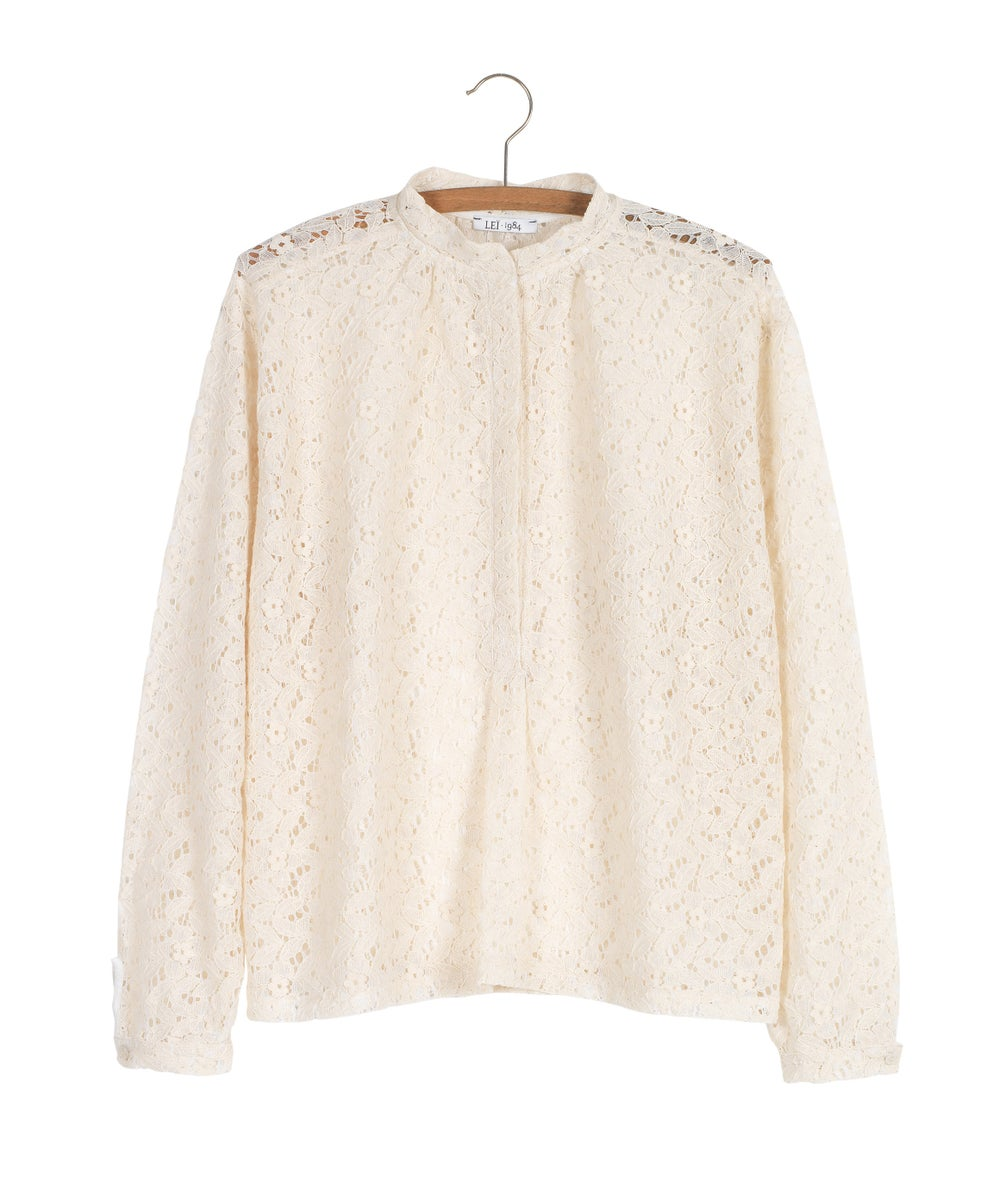 Image of Blouse dentelle APOLLINE 125€ -60%