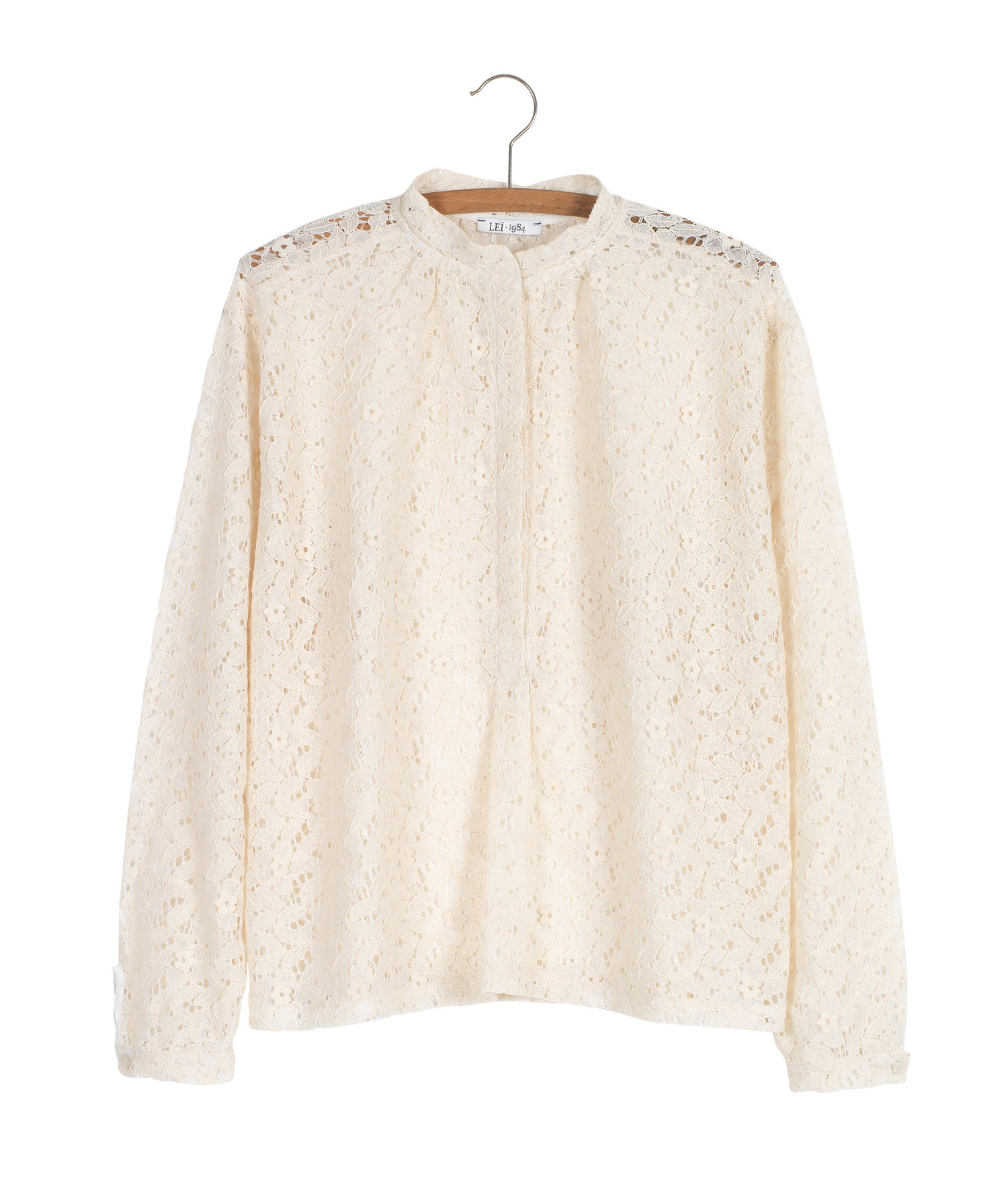 Image of Blouse dentelle APOLLINE 125€ -50%