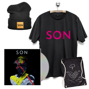 Image of SON Big Bundle (Signed CD)