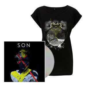 Image of SON Ladies T-Shirt & CD