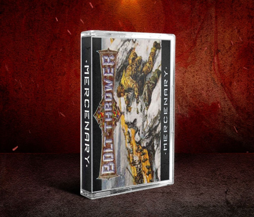 Image of BOLT THROWER 2 Albums Tape
