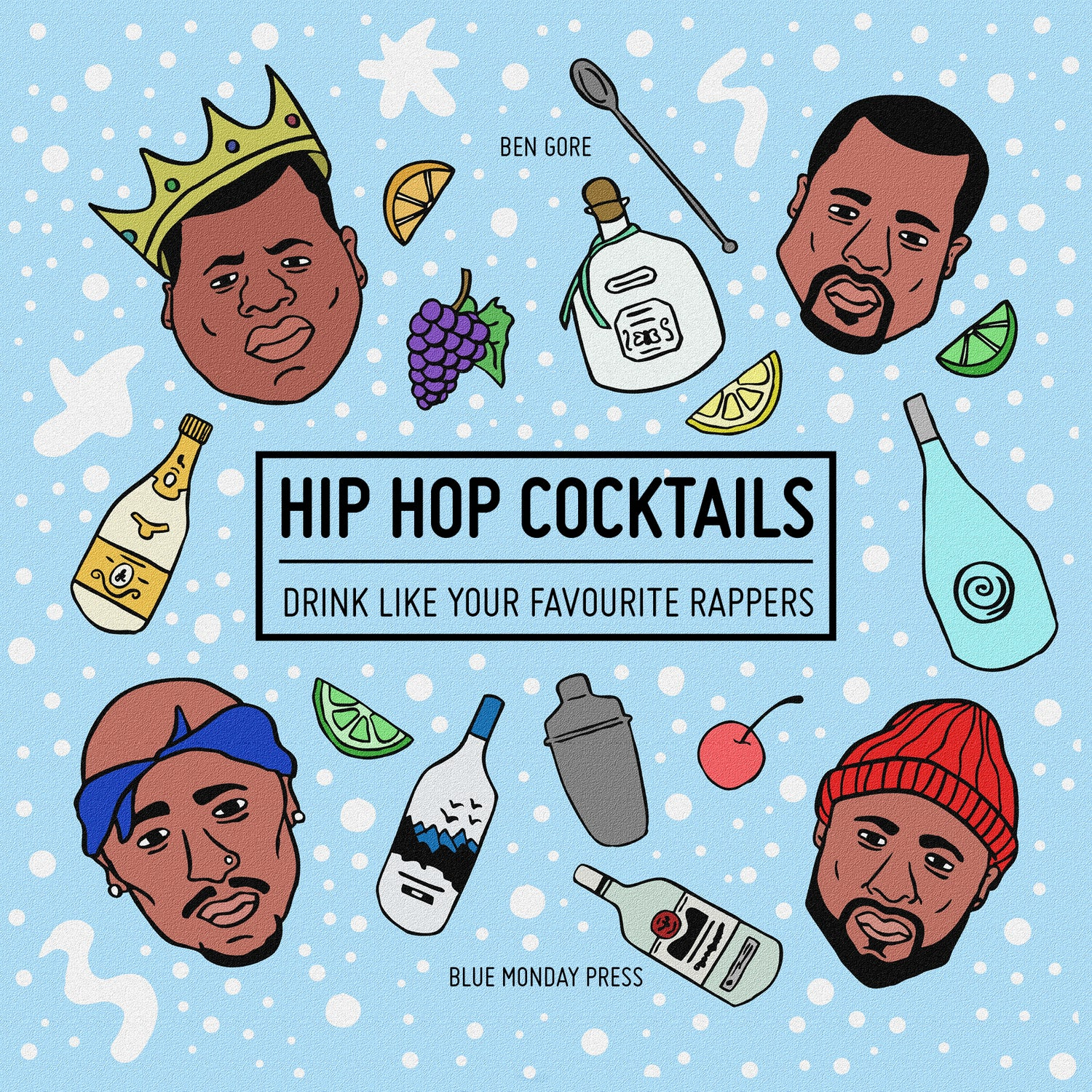 Image of Hip Hop Cocktails