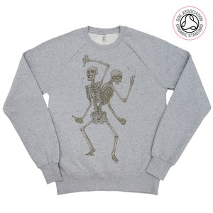 Image of Friends Forever Grey Twist Sweatshirt (Organic)