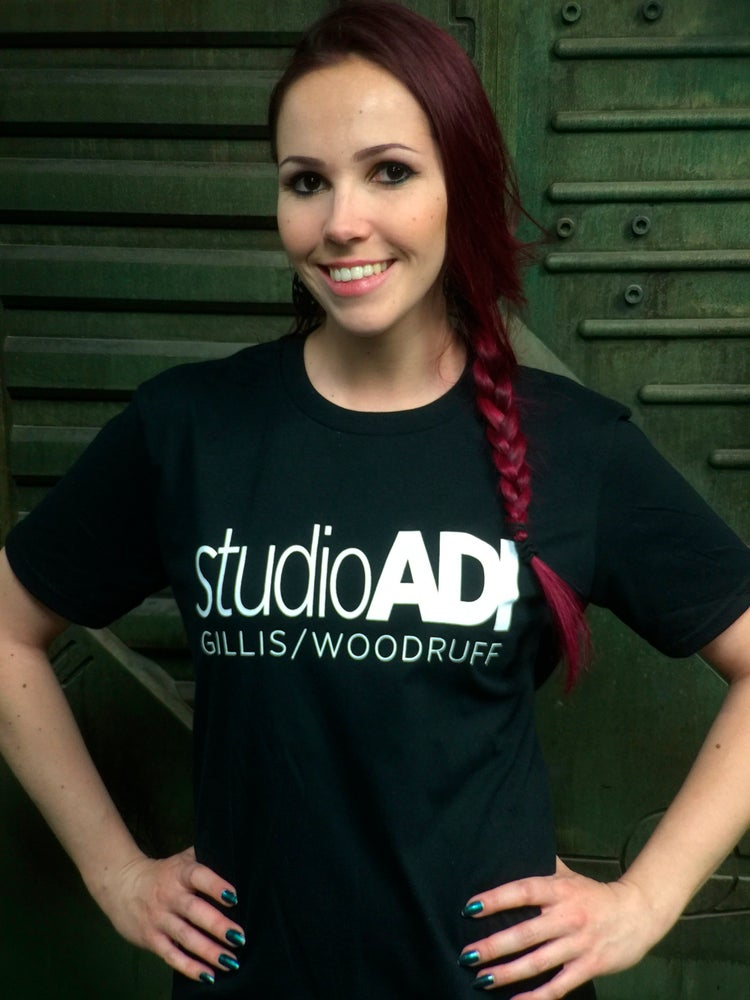Image of studioADI t-shirt