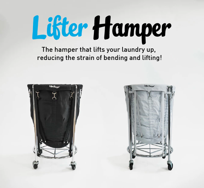 Image of Round Lifter Hamper