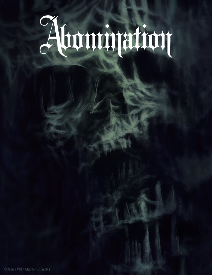 Image of Abomination (PDF)