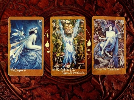 Image of Trine ~ 3 card reading~ Sliding scale
