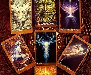 Image of Faerie Counsel ~ Multi-card deep reading ~ Sliding scale