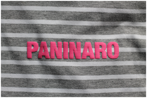 Image of PANINARO [GREY] STRIPES