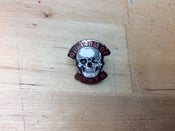Image of M.O.D. Logo Enamel lapel pin