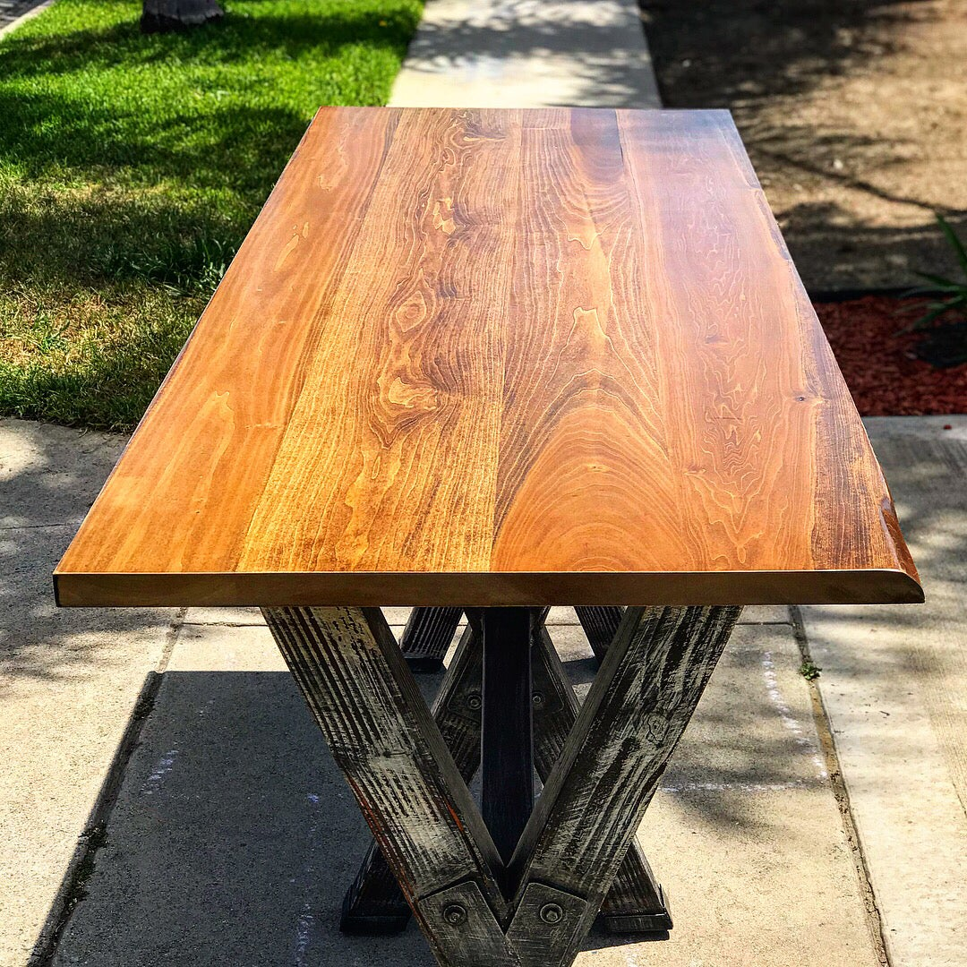 Image Of Custom Bar Table