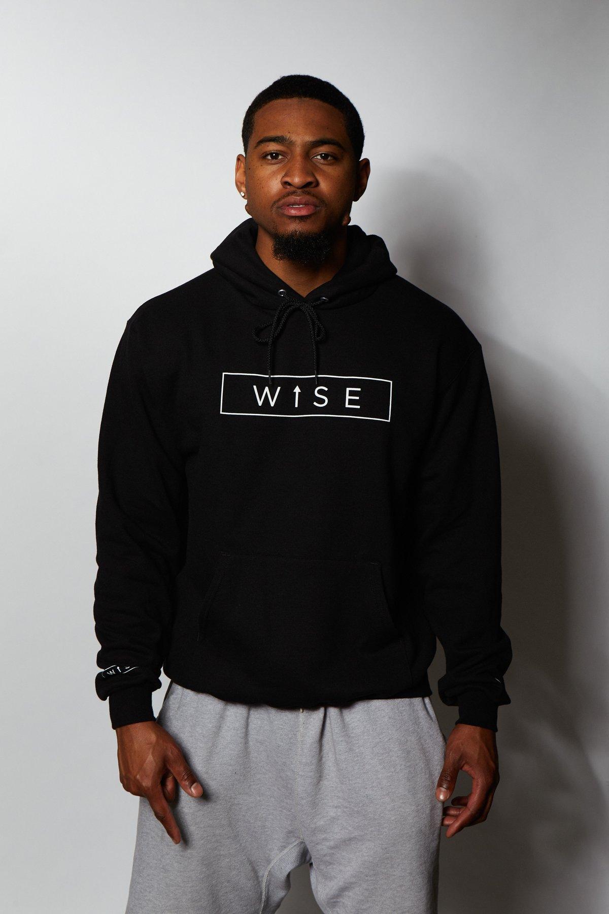 Image of WiseUp Hoodie