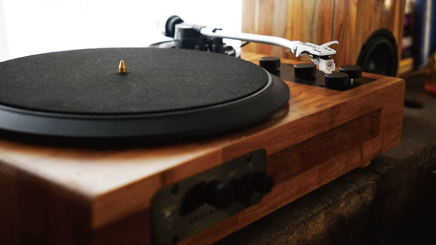 Image of TT8 - The Best Wooden Multi-Functional Turntable