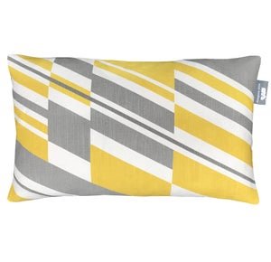 Image of P.L.U.T.O. Cushion - Mustard