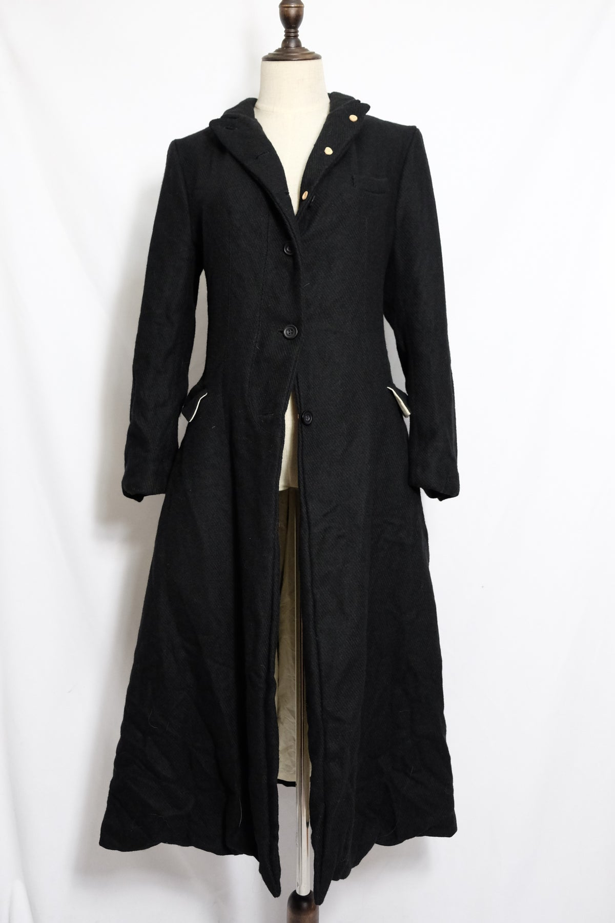 Image of PRE-OWEND CLOTHING - Wool Long Coat