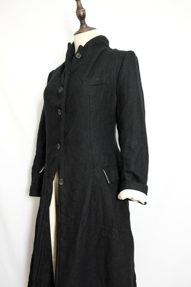 Image of PRE-OWEND CLOTHING - Wool Long Coat