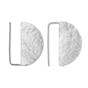 Image of Half Moon Earrings