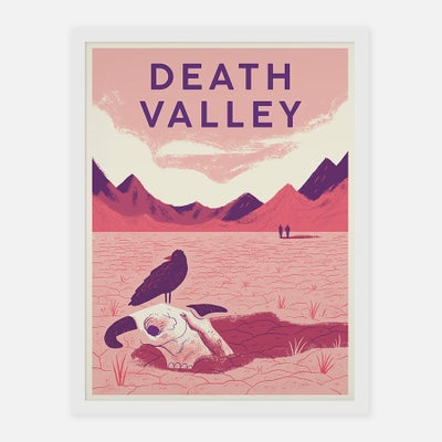 DEATH VALLEY - Sorry.