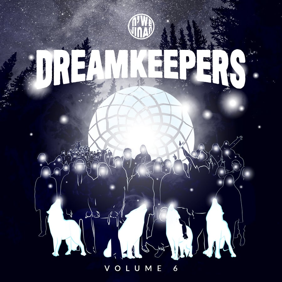 Image of Dreamkeepers // Volume 6 CD