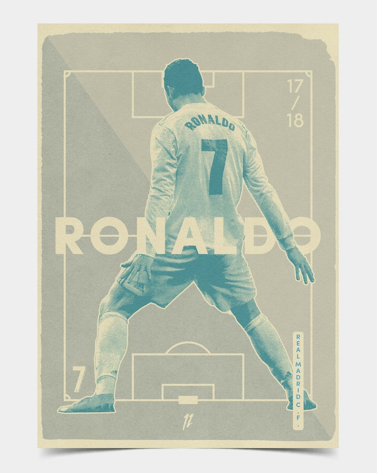 Image of Ronaldo Retro