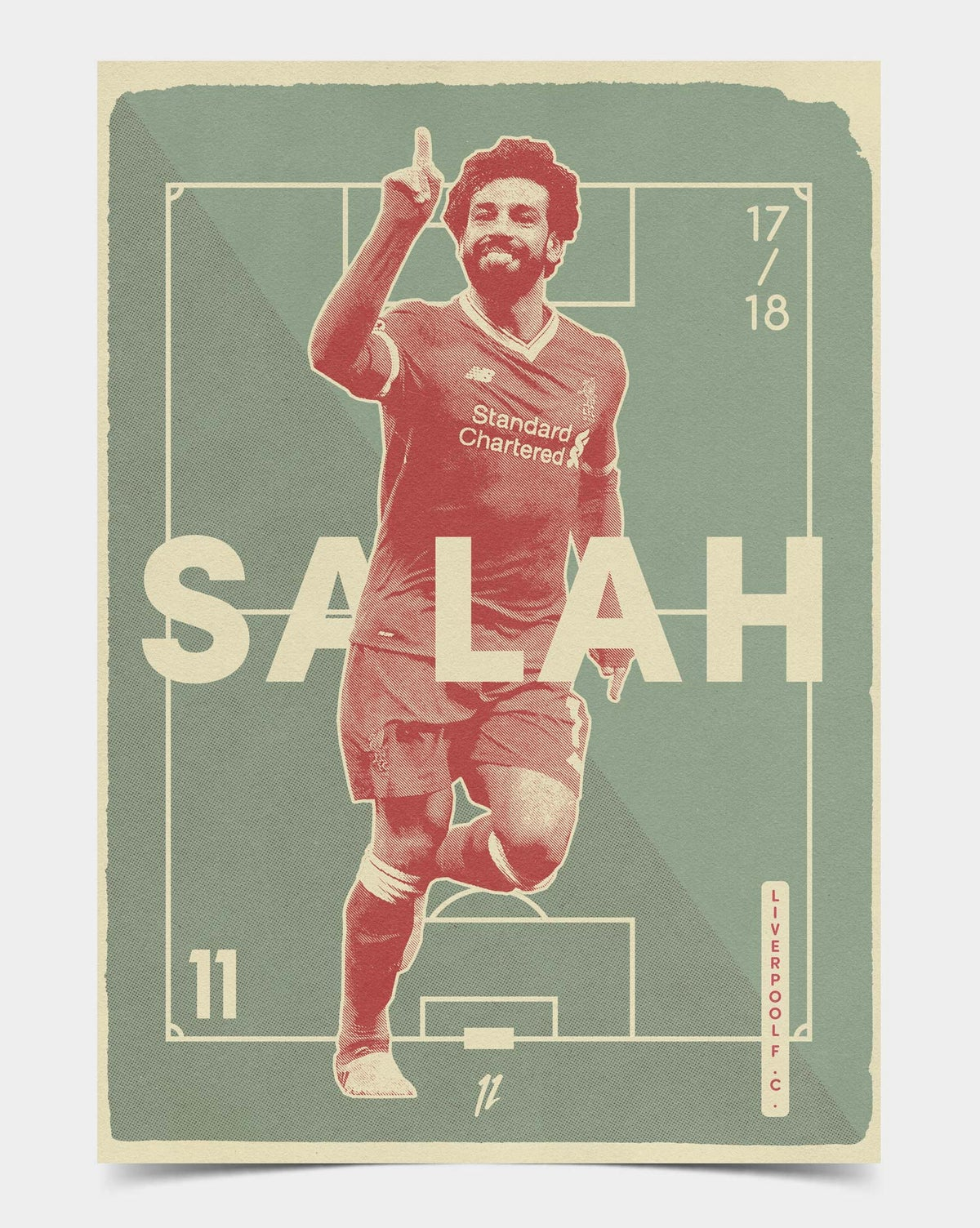 Image of Salah Retro