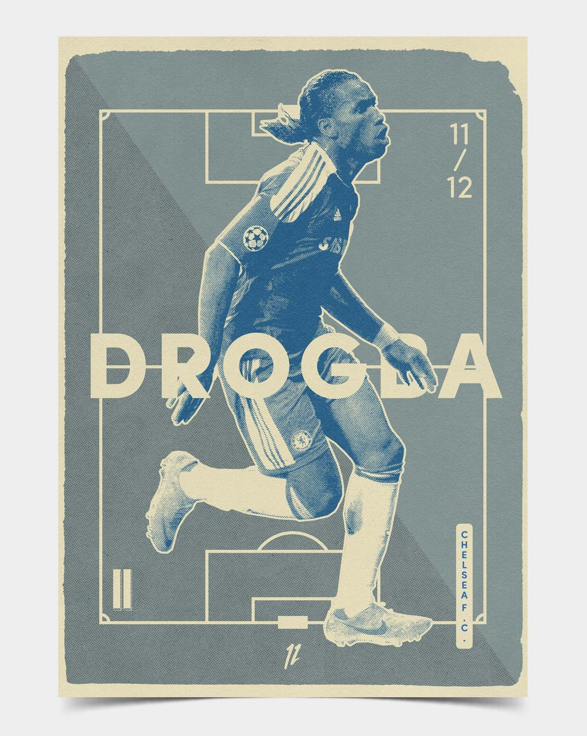 Image of Drogba Retro