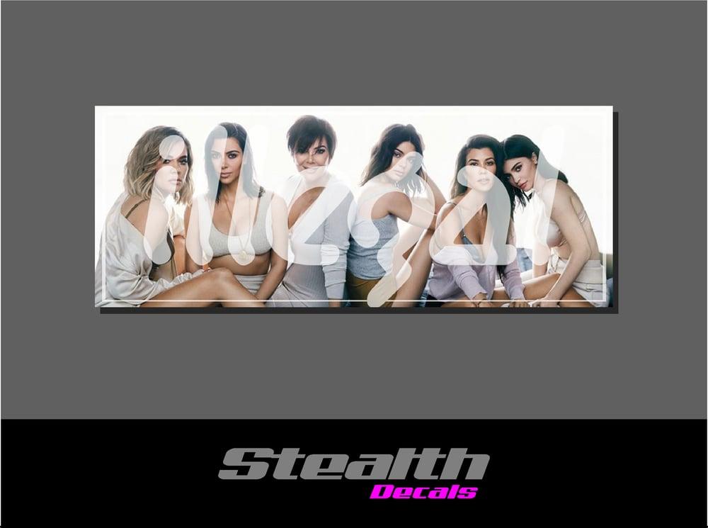 Image of ILLEGAL Kar Slap Sticker