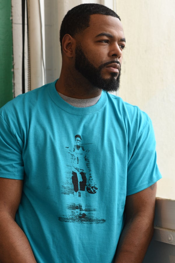 "Image of King Solo Jr ""Fresh Off The Field"" Tee"