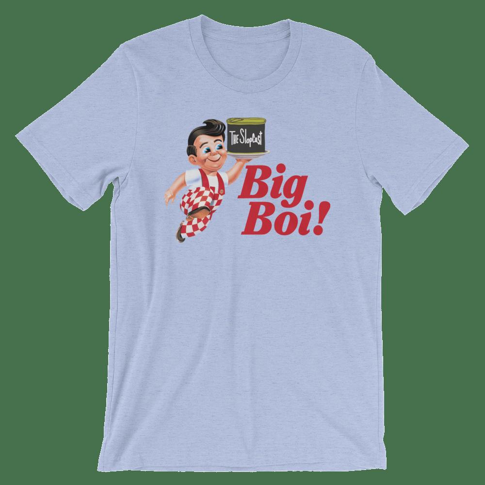 """Image of The Slopcast """"BIG BOI!"""" Shirt"""