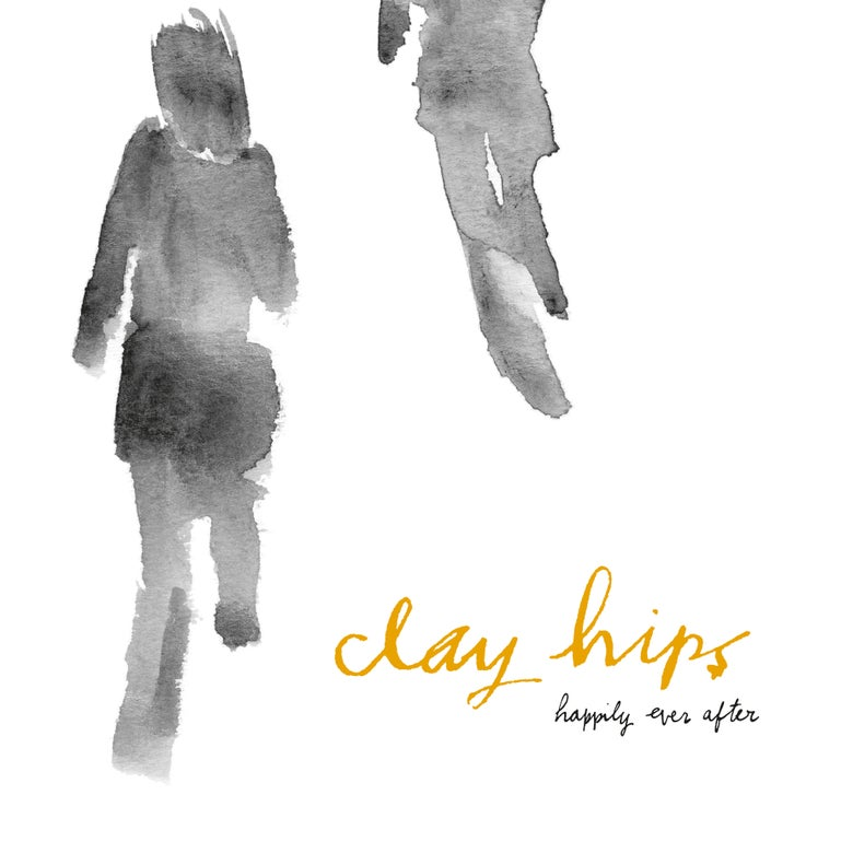 Image of Clay Hips. Happily Ever After 12'' LP