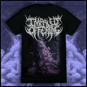 Image of Impaled Offering - The Agony of Rebirth TSHIRT