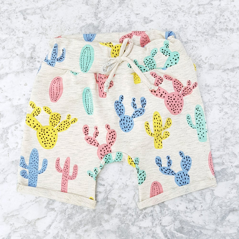 Image of Colourful Cactus Shorts