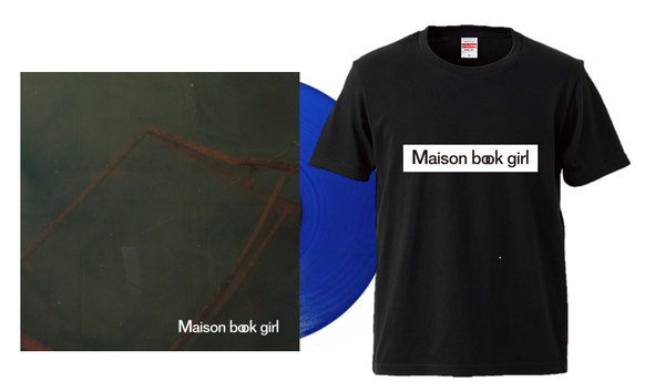 """Image of Maison book girl 7"""" and T Shirt"""