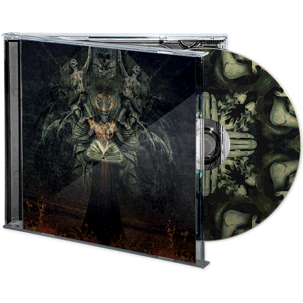 Image of Lo Key - The Book of Time CD (Dark Edition)