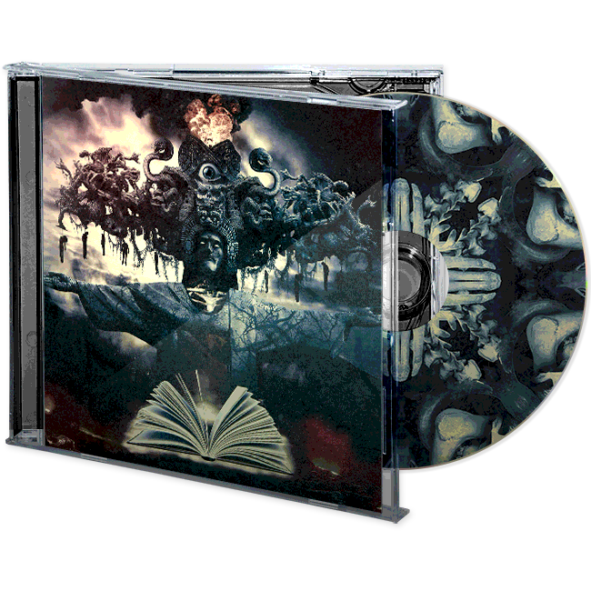 Image of Lo Key - The Book of Time CD (Light Edition)