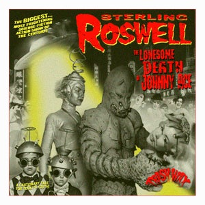 "Image of Out Now. 10"" Sterling Roswell : Lonesome Death Of Johnny Ace + 2."
