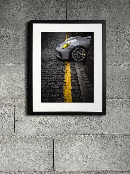 Image of Porsche 911 GT3 Print
